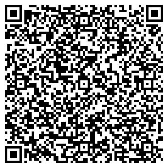 QR-код с контактной информацией организации Bon Sens