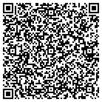 """QR-код с контактной информацией организации Студия """"Абрикос"""""""