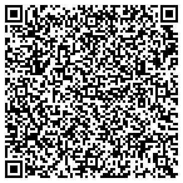 QR-код с контактной информацией организации Дизайн-Студия Faber