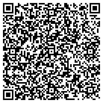 QR-код с контактной информацией организации ООО 1111