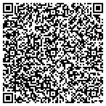 """QR-код с контактной информацией организации Дизайн-студия """"Bliss Design"""""""