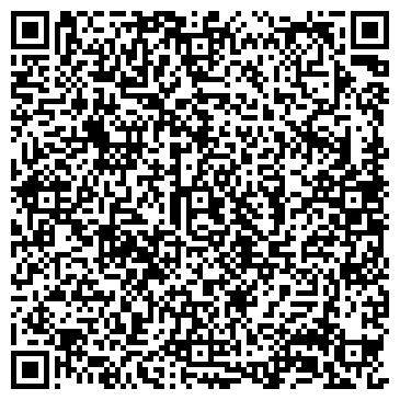 QR-код с контактной информацией организации VISUALANDSOUNDS