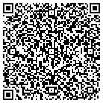 QR-код с контактной информацией организации Академия «Шаг»