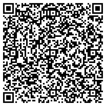 QR-код с контактной информацией организации Air Dogs