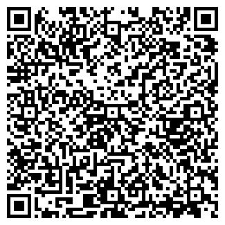 QR-код с контактной информацией организации Your Web