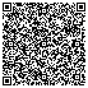 QR-код с контактной информацией организации Бизнес IQ