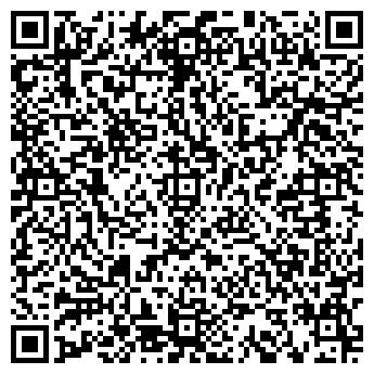 QR-код с контактной информацией организации ЧП Ткаченко Одесса