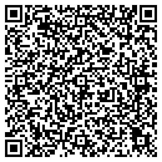 QR-код с контактной информацией организации RoooM рекламная дизайн-студия, СПД
