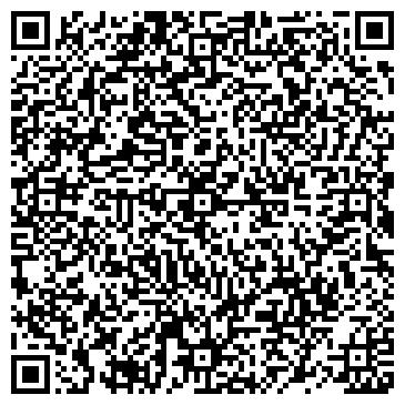 QR-код с контактной информацией организации Веб-студия WWW, ЧП