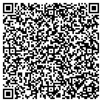 QR-код с контактной информацией организации Компания BonSens