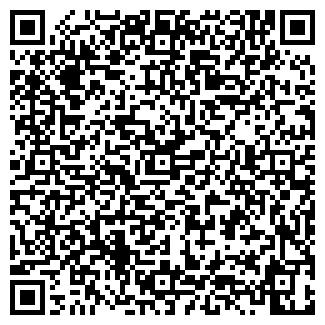 QR-код с контактной информацией организации Biznex