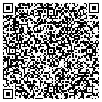 QR-код с контактной информацией организации ФанВеб, СПД