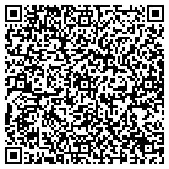 QR-код с контактной информацией организации All Web, ООО