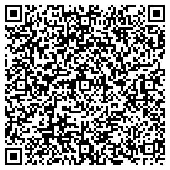 QR-код с контактной информацией организации Ат дизайн, ЧП