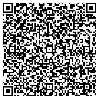 QR-код с контактной информацией организации КРАСОТА & ЗДОРОВЬЕ
