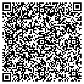 QR-код с контактной информацией организации Студия Укринтернет