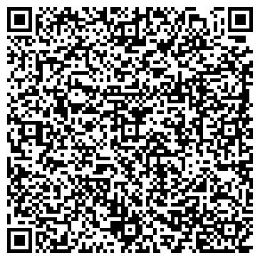 QR-код с контактной информацией организации CreativeExplorersStudio