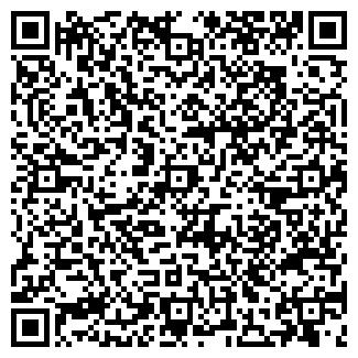 QR-код с контактной информацией организации ЕВРОХАТА