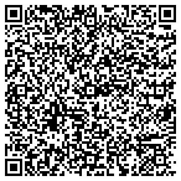 QR-код с контактной информацией организации Дизайн студия Black pearl
