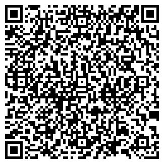 QR-код с контактной информацией организации Техно
