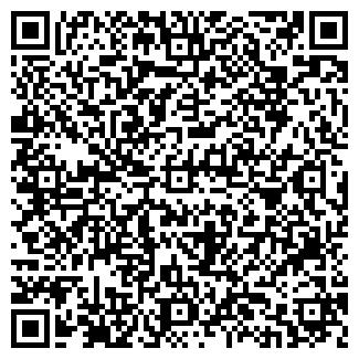 QR-код с контактной информацией организации Мастерсат