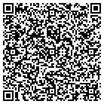 QR-код с контактной информацией организации ООО АСА ПЛЮС