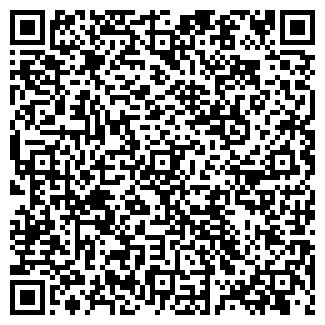 QR-код с контактной информацией организации АКВА МИР
