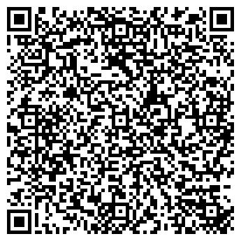 QR-код с контактной информацией организации ТОВАРЫ И ЦЕНЫ