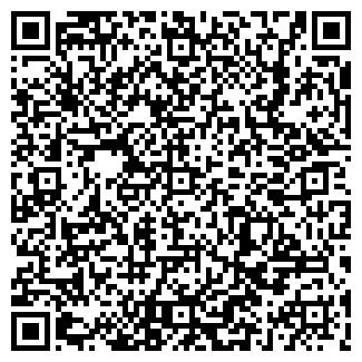 QR-код с контактной информацией организации ASIA FINANS