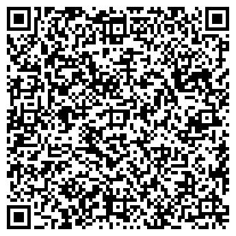 QR-код с контактной информацией организации Субъект предпринимательской деятельности Адвокат Франчук