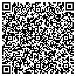 QR-код с контактной информацией организации Бизнестут