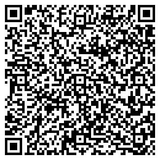 QR-код с контактной информацией организации ИП Апенов