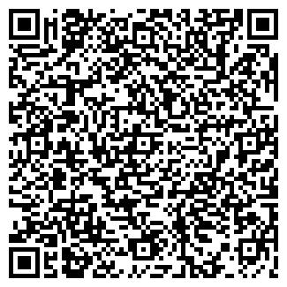 QR-код с контактной информацией организации ТОО «Affari»