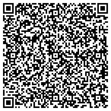 QR-код с контактной информацией организации Суб'єкт підприємницької діяльності ФОП Шелегеда А. В.
