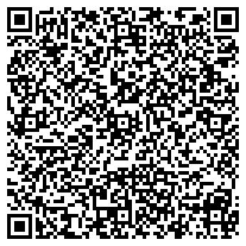 QR-код с контактной информацией организации ООО «КРОН-Т»