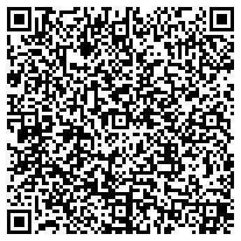 QR-код с контактной информацией организации ООО «ЮБС ПЛЮС»