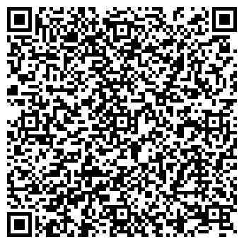 QR-код с контактной информацией организации ТОВ «VIPconsulting»