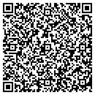 QR-код с контактной информацией организации ТОО RAUDY