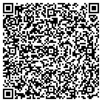 QR-код с контактной информацией организации Ужин на крыше, OOO