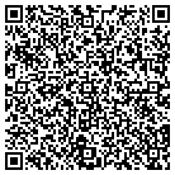 QR-код с контактной информацией организации Экспериментальный театр EYE