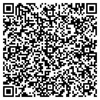 QR-код с контактной информацией организации АКВА