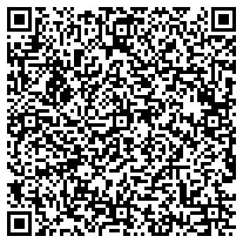 QR-код с контактной информацией организации Mafia Party