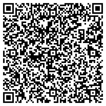 QR-код с контактной информацией организации «Макрос»