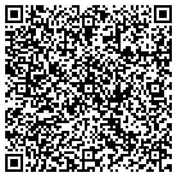 """QR-код с контактной информацией организации Мастерская слепков """"РиЖиК"""""""