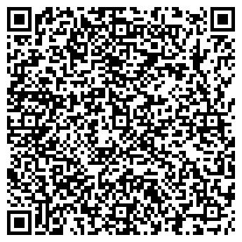 QR-код с контактной информацией организации Дизайн-студия JK.