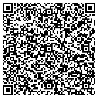 QR-код с контактной информацией организации Прайм Кард