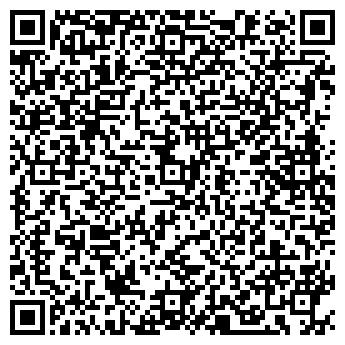 QR-код с контактной информацией организации Мгновения Жизни