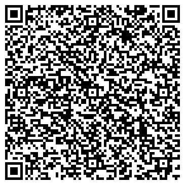 QR-код с контактной информацией организации Культурная Ассоциация «Новый Акрополь»