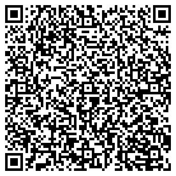 QR-код с контактной информацией организации Субъект предпринимательской деятельности СПД Кирпа