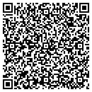 QR-код с контактной информацией организации ЧП СУПЕРНОВА